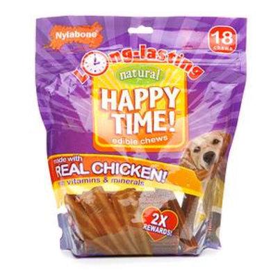 Nylabone Happy Time! Natural Edible Chews