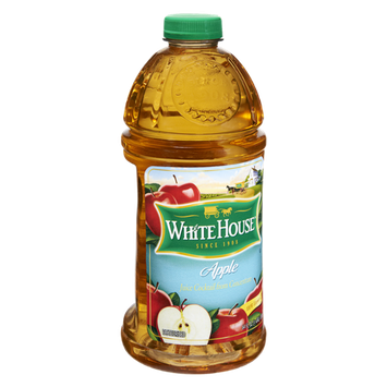 White House Apple Juice Cocktail from Concentrate