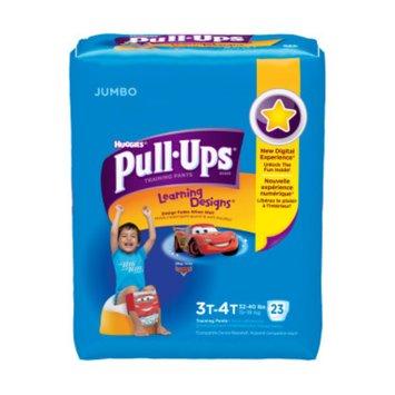 Huggies Pull-Ups Training Pants, 3T - 4T, Boys, 22 ct