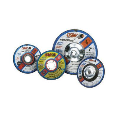 CGW Abrasives Depressed Center Wheels-Cutting / Notching - 1/8