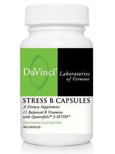 Davinci Labs - Stress B - 90 Capsules