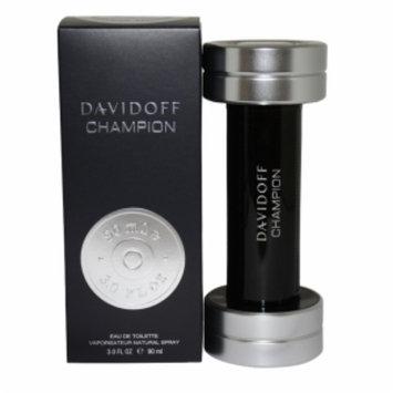 Davidoff Champion Eau de Toilette Spray, 3 fl oz