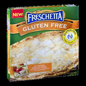Freschetta Gluten Free Pizza 4 Cheese Medley