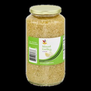 Ahold Minced Garlic