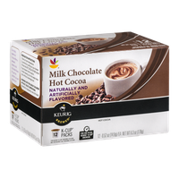 Ahold Milk Chocolate Hot Cocoa K-Cup Packs - 12 CT