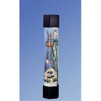 Midwest Tropical HT-2 14 in. Hexaround Aqua Tower