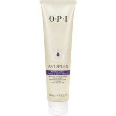 Opi Avoplex Revitalizing Hand and Body Scrub, 8.5 Fluid Ounce