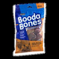 Petmate Booda Bones Steak, Bacon & Chicken Flavors - 9 CT