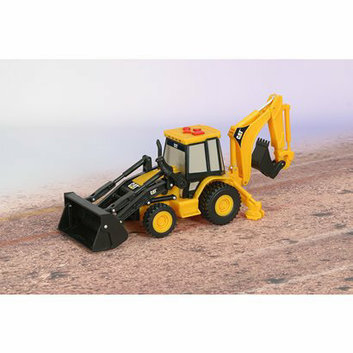 Caterpillar Big Builder Shaking Machines Backhoe