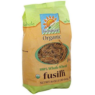 Bionaturae Organic Whole Wheat Fusilli Pasta, 16 oz (Pack of 12)