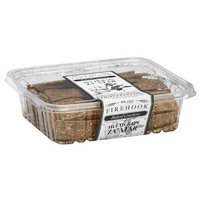 Firehook Multigrain Za'atar Baked Crackers, 8 oz, (Pack of 12)