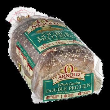 Arnold Whole Grain Double Protein Bread