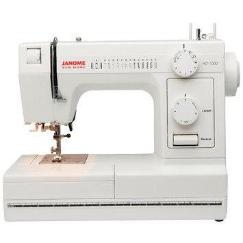 Janome America, Inc. Janome HD1000 Heavy Duty Sewing Machine