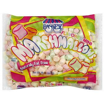 Paskesz Mini Flavored Marshmallows