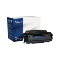 MICR Print Solutions MCR10AM MICR Print Solutions Compatible with Q2610AM MICR Toner, 6,000 Page-Yield, Black
