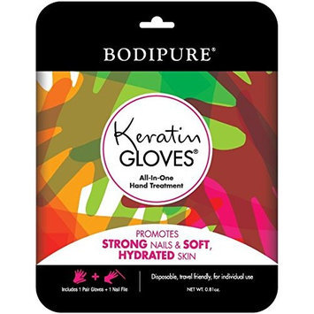 Bodipure Keratin Gloves All-In-One Hand Treatment