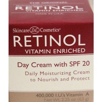 Skincare LdeL Cosmetics Day Cream with SPF 20 2.25 oz