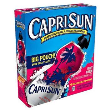 Capri Sun® Resealable Pouch Fruit Punch