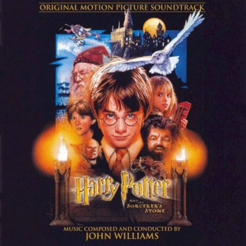 Nonesuch Records Harry Potter and the Sorcerer's Stone [Original Soundtrack]