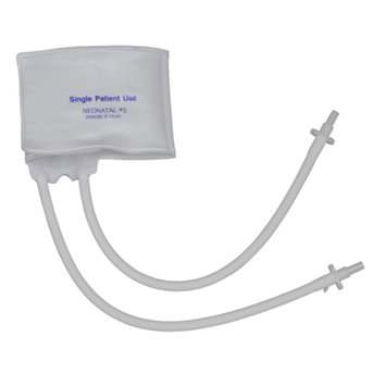 Mabis MABIS Single-Patient Use Blood Pressure Cuffs Two-Tube, Neonatal #5
