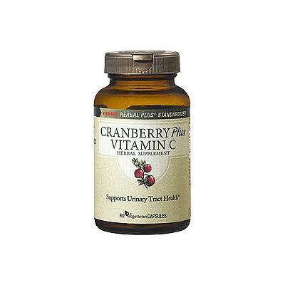 GNC Herbal Plus Cranberry Plus Vitamin C
