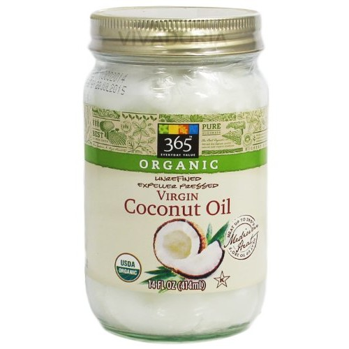 365 Everyday Value® Coconut Oil Extra Virgin Organic Unrefined (14 Fl Oz)