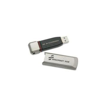 Skilcraft NSN5999356 USB Flash Drive, 16GB