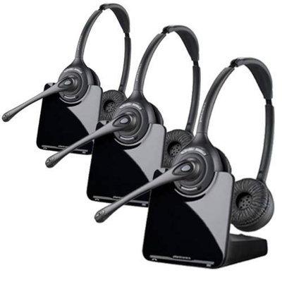 Plantronics CS520 Stereo Wireless Headset