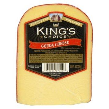 Kings Choice Gouda Cheese 8 oz