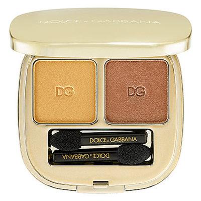 Dolce & Gabbana The Eyeshadow Smooth Eye Colour Duo Gold 130
