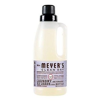 Mrs. Meyer's Clean Day Mrs. Meyer's Liquid Dish Soap, Basil, 16 Fluid Ounce