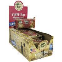 Oskri Organics Fiber Bar (Almonds and Cranberries) - 1.5oz by Oskri.