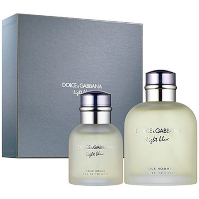 Dolce & Gabbana Light Blue Pour Homme Gift Set