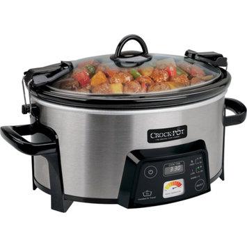 Crock Pot Crock-Pot 6qt Cook & Carry Slow Cooker