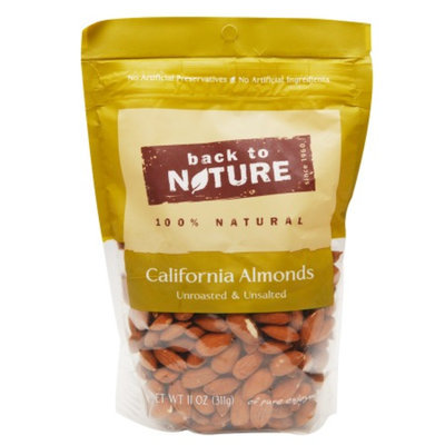 Back to Nature Almonds, 10 oz