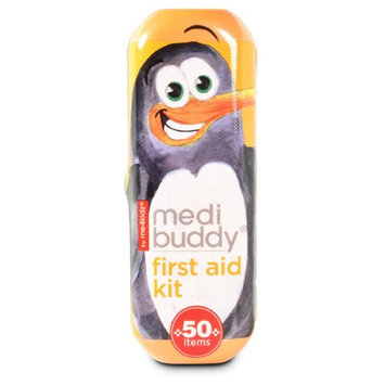 Me 4 Kidz Me4Kidz Medibuddy On-The-Go 50 Piece First Aid Kit - Penguin