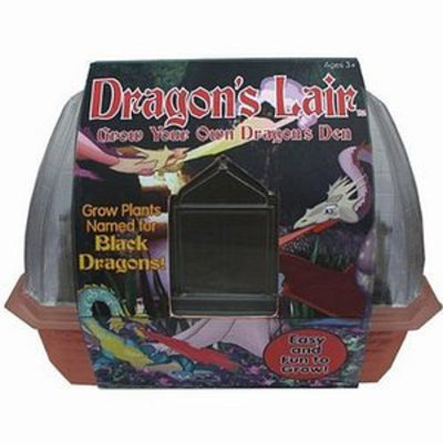 Dunecraft Dragon's Lair Windowsill Greenhouse Ages 4+, 1 ea
