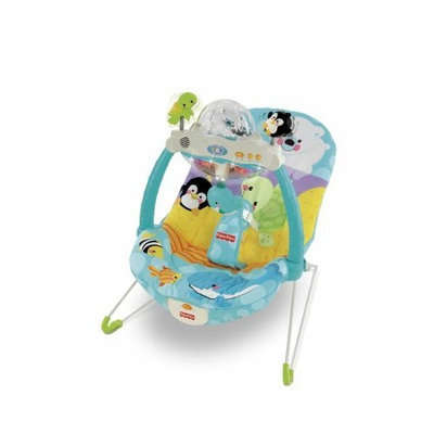 Fisher-Price Precious Planet Snow Globe and Lights Bouncer (Discontinued by Manufacturer)