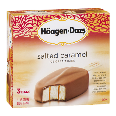 haagen dazs ice cream bars review