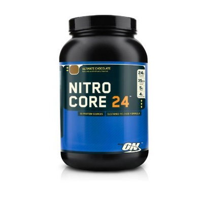 Optimum Nutrition Nitro Core 24 Ultimate Chocolate 3 lbs