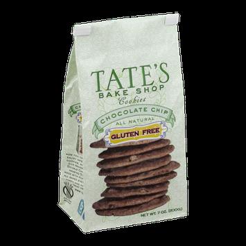 Tate's Bake Shop Gluten Free Cookies Chocolate Chip