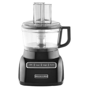 KitchenAid Onyx Black 7 Cup Food Processor