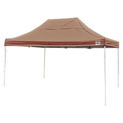 ShelterLogic, LLC. Shelter Logic 10' x 10' Pro Straight Leg Pop-Up Canopy - Desert Bronze
