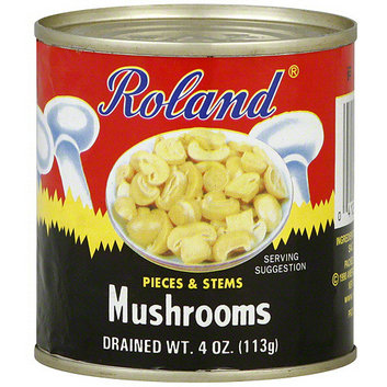 Roland Mushrooms Pieces And Stems