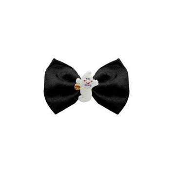 Ahi Ghost Chipper Black Pet Bow Tie