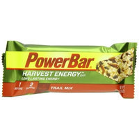 PowerBar Harvest Energy Nutrition Bars, Trail Mix, 1.58-Ounce Bars (Pack of 15)