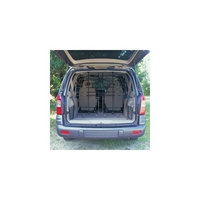 General Cage Economy Tubular Dog Guard Welded Vehicle Barrier