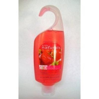 Avon Naturals Shower Bath Gel Strawberry & Guava