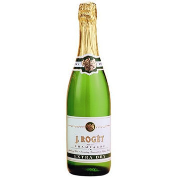 J. Roget Extra Dry Champagne, 750 ml