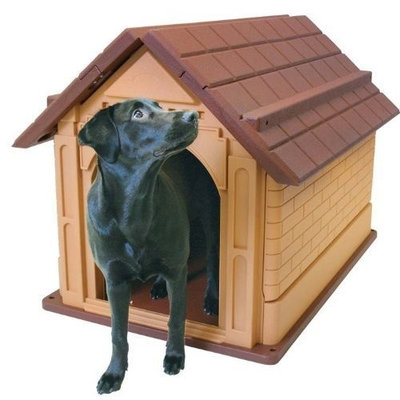 Pet Zone Comfy Cabin Dog House Medium